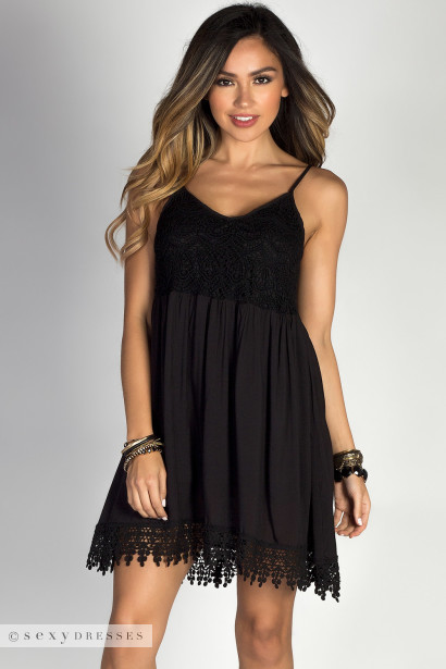 Black Summer Dresses