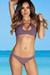 Dusty Lilac Gloriosa Bikini Top