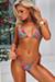 Laguna Fern Triangle Bikini Top & Venice Fern Cheeky Micro Scrunch Bikini Bottoms