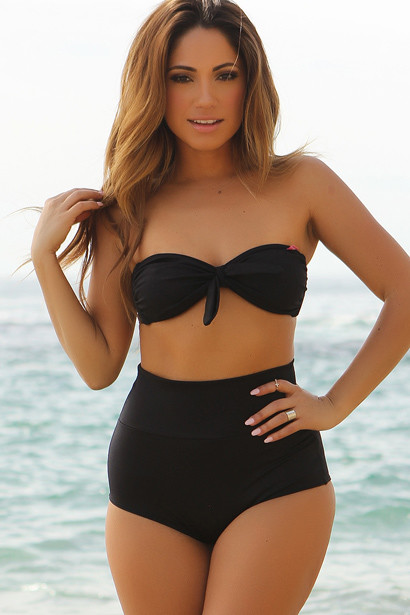 Find the latest and trendy styles of high waisted bikini - high waisted swimwear bottoms and bikini set at ZAFUL. We are pleased you with the latest trends in high fashion high waisted bathing suits. Low Cut High Waisted One Piece Swimsuit - Black L. Buy 1 Get 1 30% Off Buy 1 Get 1 30% Off. QUICK VIEW. 29% OFF. High Waisted.