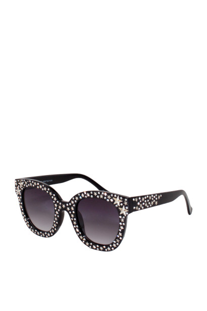 Starstruck Black Sunglasses