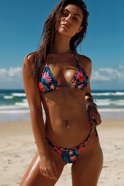 9cc34e30184ad Laguna Royal Paradise Classic Bikini Top   Panama Royal Paradise Classic  Bikini Bottoms