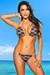 Belize Reversible Swimwear Blush & Black Lace Sexy Classic Bikini