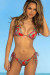 Laguna Fern Classic Bikini Top & Panama Fern Classic Bikini Bottoms