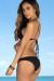 Black Tamarind Bikini Top & Black Wildflower Bikini Bottoms