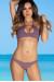 Dusty Lilac Gloriosa Bikini Top & Dusty Lilac Wildflower Bikini Bottoms