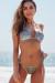 Laguna Sage Velvet Classic Bikini Top & Venice Sage Velvet Mid Rise Classic Bikini Bottoms