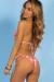 Laguna Blush Rose Classic Bikini Top & Venice Blush Rose Mid Rise Classic Bikini Bottoms