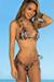 Laguna Black Palm Classic Bikini Top & Panama Black Palm Classic Bikini Bottom