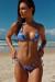 Laguna South Beach Palm Triangle Bikini Top & Panama South Beach Palm Cheeky Micro Bikini Bottoms