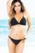 Black Tiger Lily Bikini Top & Black Tiger Lily Bikini Bottom