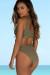 Taupe Morning Glory Bikini Top & Taupe Ambrosia Bikini Bottoms