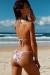 Laguna English Rose Classic Bikini Top & Panama English Rose Classic Bikini Bottoms