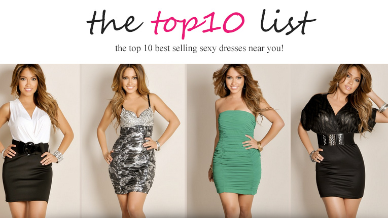 top 10 dresses style trends