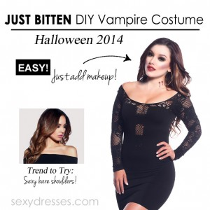 Tag Archives DIY v&ire costume  sc 1 st  Sexy Dresses & DIY vampire costume | SexyDresses.com Stylist